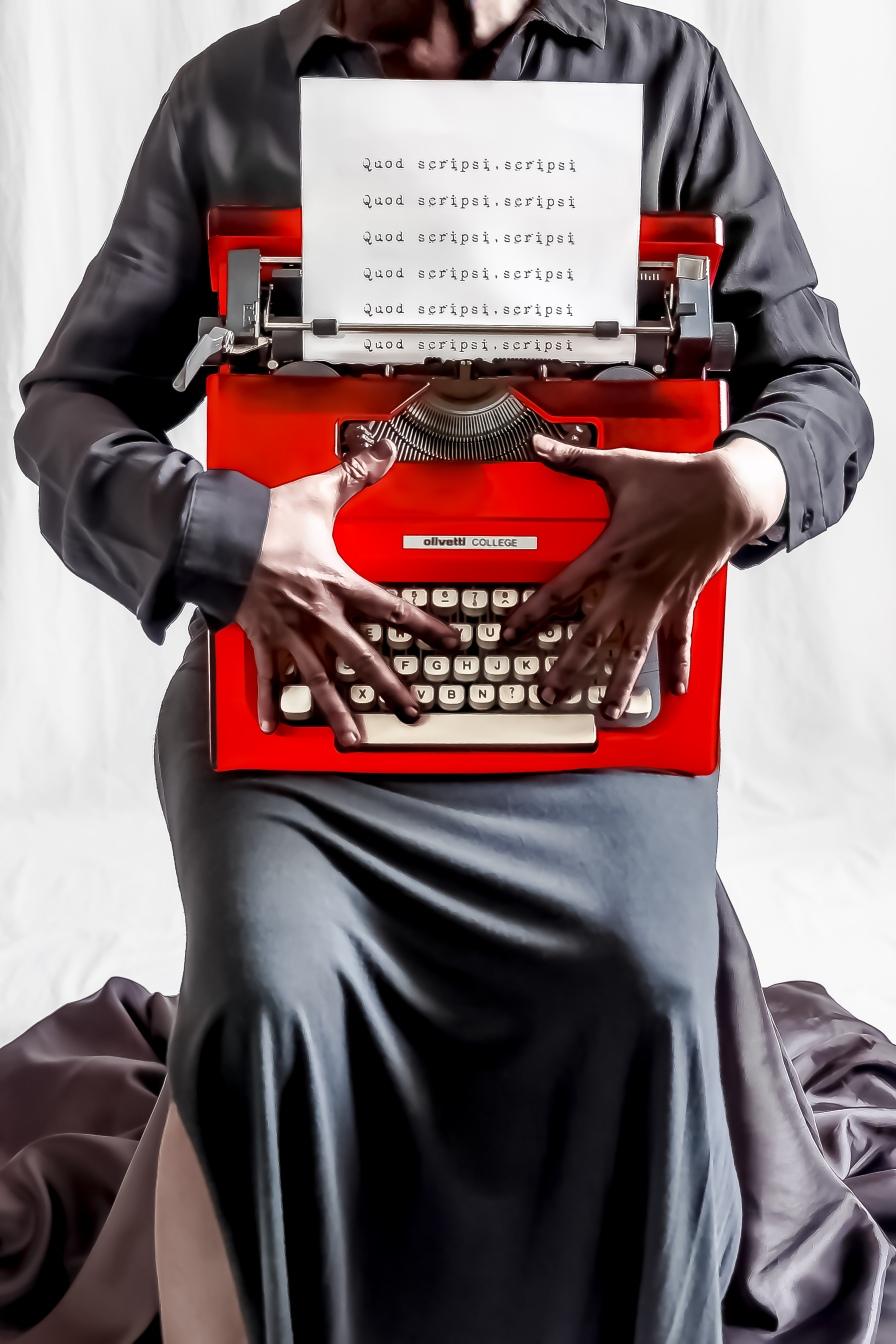 Quod scripsi, scripsi - What I wrote, I wrote
